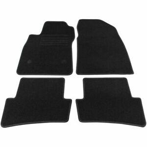 Fußmattensatz anthrazit 4-teilig für Renault Captur bis Bj.05.17 NV