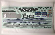 Tamiya 9495521/19495521 Toyota Hilux High Lift Decals (Stickers) NEW