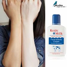 Milk Bleaching Whitening Cream Skin Lightning Moisturizing Body Lotion 100ml New
