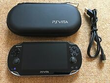 Sony PS Playstation Vita OLED Handheld Console Wifi / 3G Ver 3.65 (PCH-1104) #15