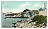 Postcard Plymouth Hoe Devon
