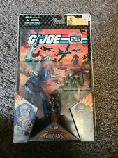"GI JOE 25th Anniversary Comic Pack__DESTRO and Cpl. BREAKER 3 ¾ "" action figures"