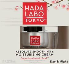 Hada Labo Tokyo Absolute Smoothing & Moisturising Cream Super Hyaluronic Acid