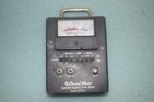Channel Master Satellite Signal Level Meter - Model 1005IFD - Parts/Repair