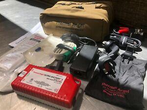 Thermal Angel Ultra Operations Module (TA-UOM) IV Fluid Warmer EMS Paramedic -B-