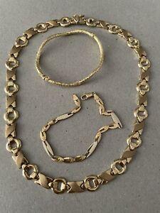 Beautiful gold jewellery,9 & 18k Gold. Scrap Or Wear