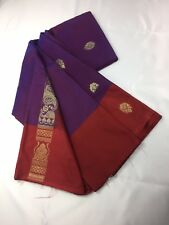Famous Katan Saree two colour in stock.  Wholesale available txt us for info plz