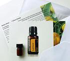 Probierset Reines Zitronenöl von doTERRA, für Konzentration und gute Laune