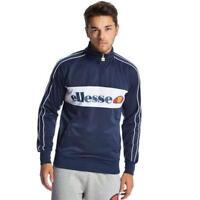 Ellesse Men's Sweatshirt Blue Emerossi 3XL