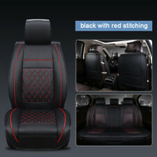 Car Seat Cover Cushion for 5 Seat Mitsubishi KIA Hyundai Mazda Sedan SUV