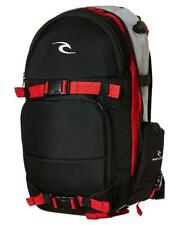Rip Curl F-LIGHT SNOW PACK Mens Snow Backpack - BBPMT1 Grey Black Rrp $199.99