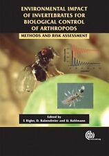 ENVIRONMENTAL IMPACT OF INVERTEBRATES FOR BIOLOGICAL C-