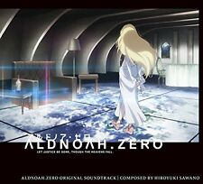 USED ALDNOAH.ZERO ORIGINAL SOUND TRACK(BLU-SPEC CD) CD