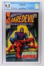 Daredevil #36 - Marvel 1968 CGC 9.2 Fantastic Four and Trapster Appearance. Doct