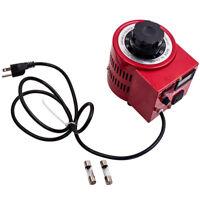 Material quality Variable Transformer AC Auto Contact Voltage Regulator