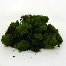 Green Lichen - 10g pack for bushes, etc - military model, wargaming etc