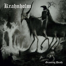 KRAHNHOLM Granting Death CD 2018 NITBERG BRANIKALD WALKNUT