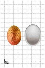 Moule silicone Dragon œuf (petit) FPC décoration en pâte à sucre