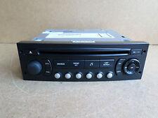 Citroen C4 Berlingo Radio Stereo CD Player RD4