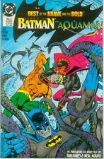 Best of Brave & Bold # 3 (of 6) (Batman & Aquaman, Neal Adams) (Estados Unidos, 1988)