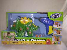 Hap-P-Kid Create A Dinosaur Triceratops