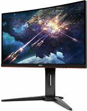 """AOC C24G1A 24"""" Curved 165Hz Gaming Monitor FHD 1920x1080 1500R FreeSync 1ms"""