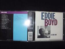 CD EDDIE BOYD / A SAD DAY /