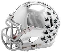 Riddell NCAA College CHROME Alternate Speed Mini Football Helmet - ON SALE