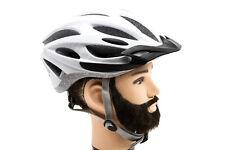 FISCHER Fahrrad Helm Sturz Schutz Bike Helmet White Pearl Gr. S/M 54-58cm weiss