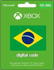 XBOX Live Gift Card BRAZIL 50 BRL
