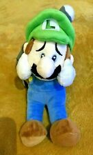 "Super Mario Plush Teddy - Luigi's Mansion Soft Toy - Size 11"" / 27cm NEW"
