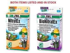 JBL NitratEX & Bio NitratEX 250ml 240g Aquarium Fish Tank Nitrate Remover