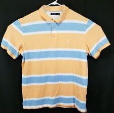 Lot Of 2 Nautica Men's Size 2XL Short Sleeve Polo Shirts