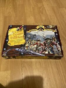 A Case Of Treasure And Treachery ace murder mystery Dvd Game