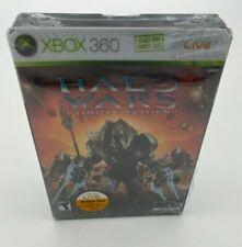 Halo Wars Limited Edition (Microsoft Xbox 360) NEW SEALED MINT, RARE!