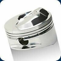 JE Pistons 257943 Big Block Inverted Dome Top Pistons Forged 4.530 Inch Bore NEW