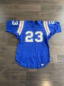 1958-60s Louisiana Tech Bulldogs Game Used Macgregor Durene Jersey