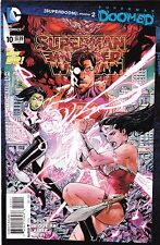 SUPERMAN WONDER WOMAN #10 / DOOMED / NEW 52 / DC COMICS