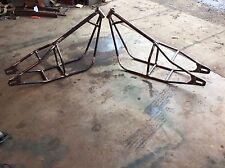 hardtail chopper frame