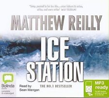 Matthew REILLY / ICE STATION       [ Audiobook ]