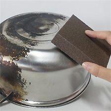 2Pcs Magic Brush Sanging Sponge for Pot Teapot Kettle Descaling Clean WL