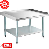 """30"""" x 36"""" Stainless Steel Table Commercial Mixer Grill Heavy Equipment Stand USA"""