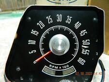 1968 Torino Fairlane NOS Tachometer C8OZ-17360-F