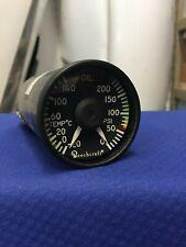 Oil Temp/Pressure Indicator, 101-384155-7