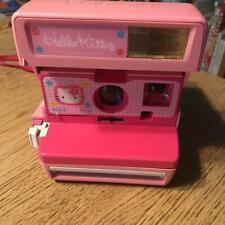 Rare Sanrio Hello Kitty Polaroid Camera  TOMY  1997 Pink Japan Best Deal japan