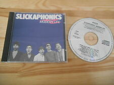 CD Jazz Slickaphonics - Modern Life (11 Song) ENJA REC