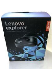 Lenovo Explorer VR Headset Windows Mixed Reality