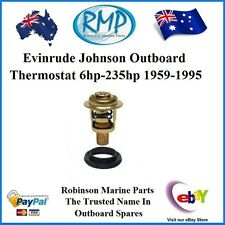 A Brand New Evinrude Johnson Outboard Thermostat 6hp-235hp 1959-1995 # R 75692K