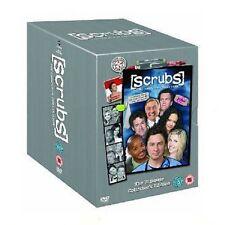 SCRUBS 1 2 3 4 5 6 7 8 9 SERIE TV COMPLETA DVD