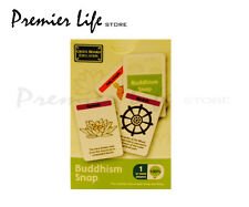 Buddhism Snap Card Game - Green Board Game